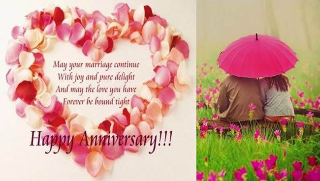1st anniversary sayings ~ Happy wedding anniversary wishes greetings images quotes