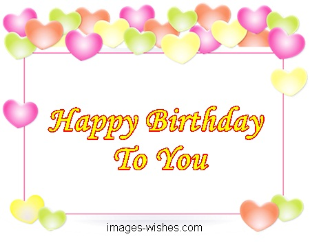 Happy Birthday Wishes Images For Her, Wife, Girlfriend