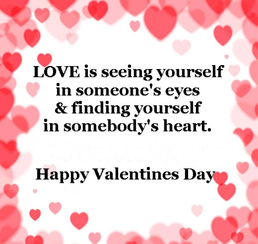 Quotes For Valentines Day 2018