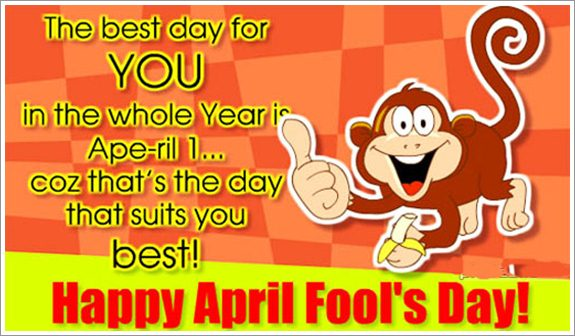 April Fool Images 2018, April Fool Images 2018 with Quotes Sayings