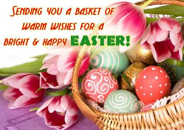 Unique Easter Greeting, Easter Greetings for Friends and Family, Easter Greetings for Father and Mother