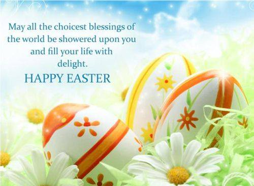 Easter Sayings Images