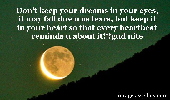 Good Night Messages with Images