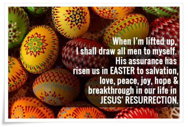 Happy Easter God Quotes