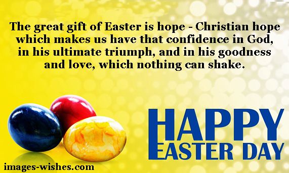 Happy Easter Quotes, Gift of Easter Images, Happy Easter Quotes with Eggs, Happy Easter 2018 Quotes