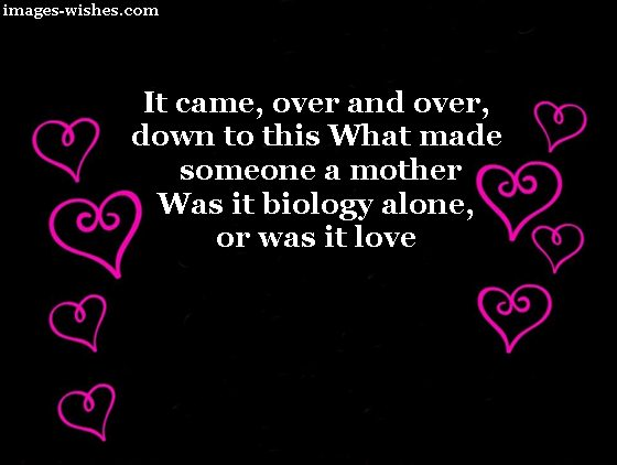 Motherhood Quotes From Heart