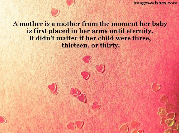Motherhood Quotes from Daughter